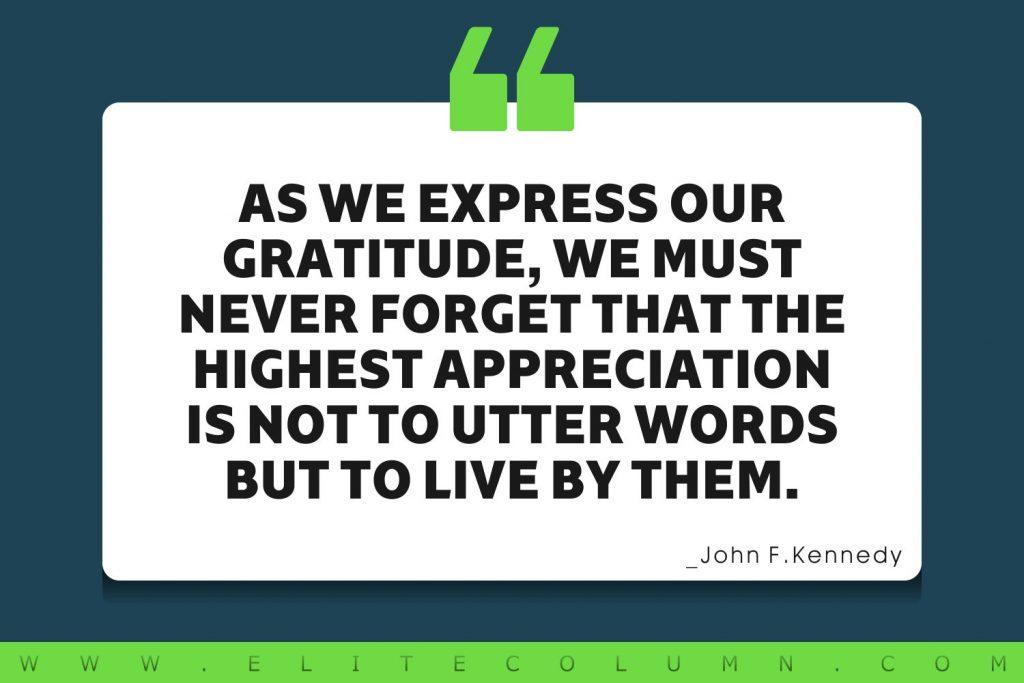 Gratitude Quotes (10)