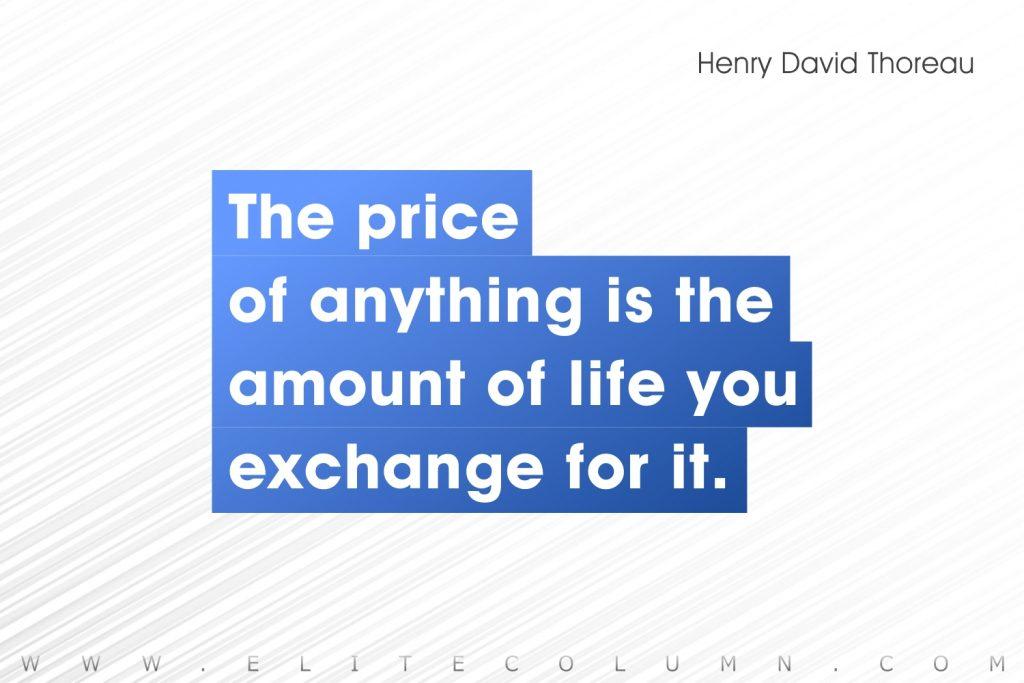 Henry David Thoreau Quotes (1)