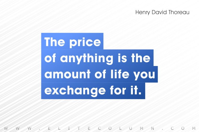 65 Henry David Thoreau Quotes That Will Inspire You