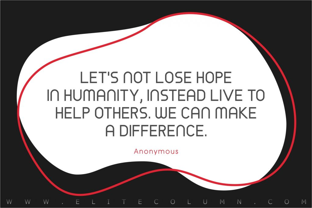 Humanity Quotes (5)