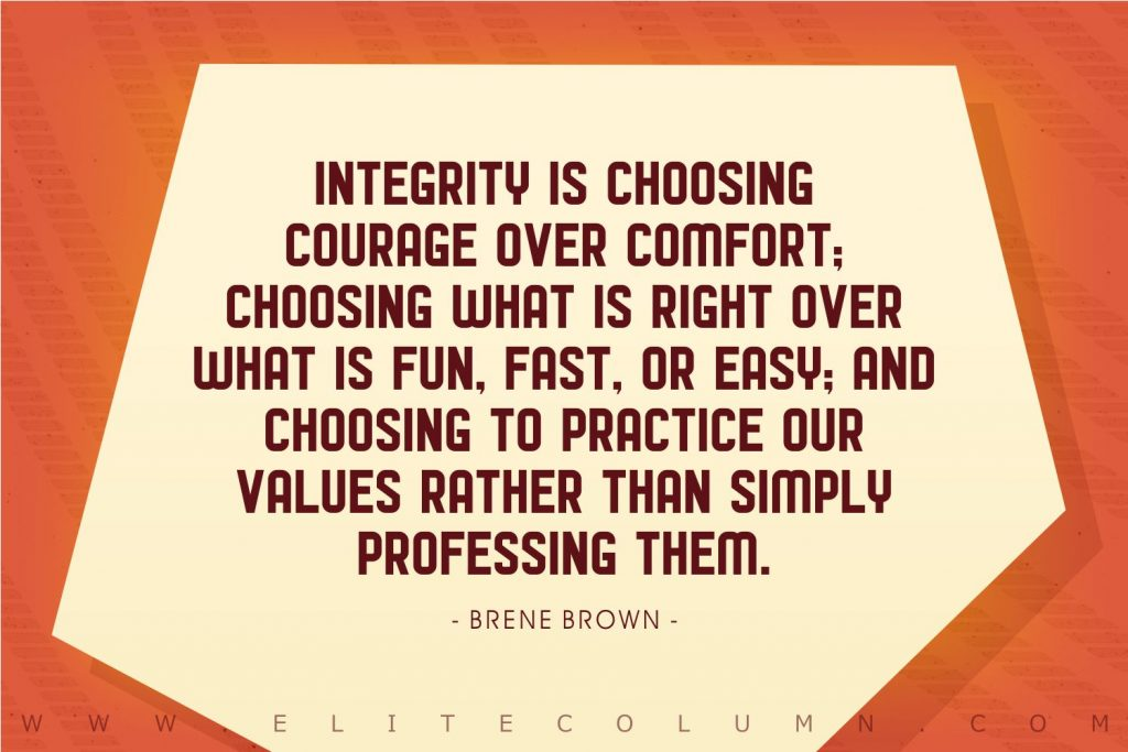 Integrity Quotes (2)