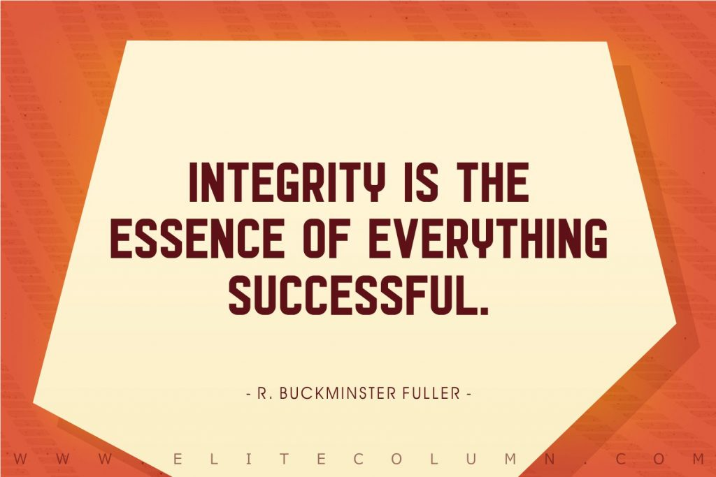 Integrity Quotes (3)