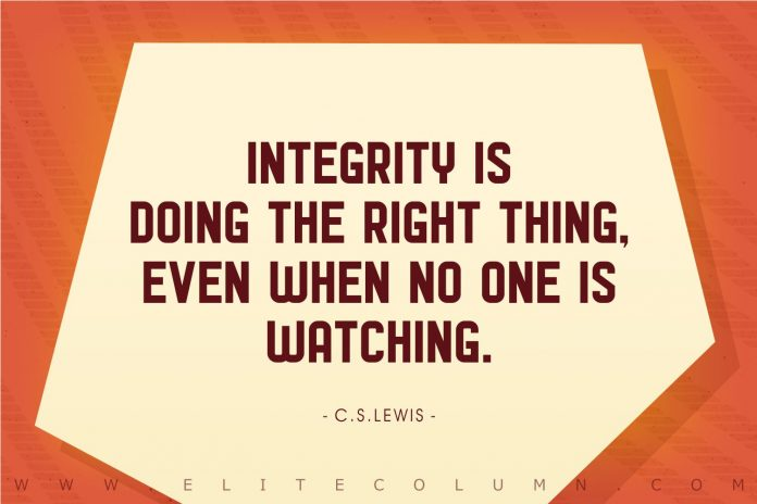 Integrity Quotes (4)