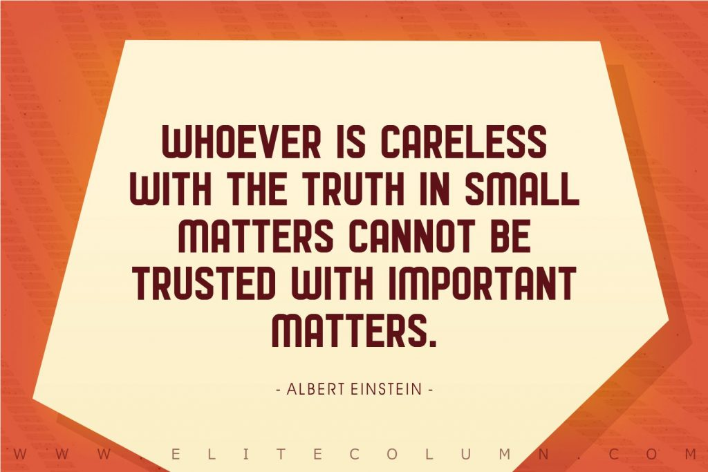 Integrity Quotes (6)