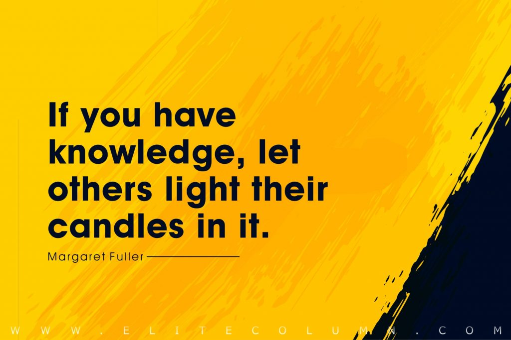 Knowledge Quotes (5)