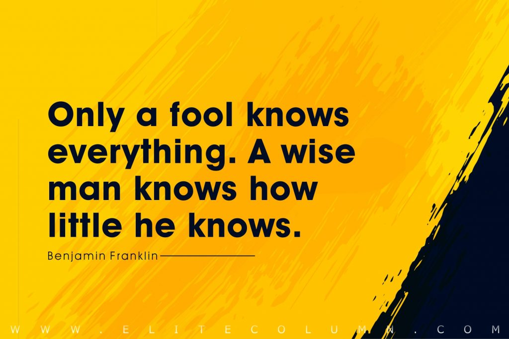Knowledge Quotes (7)