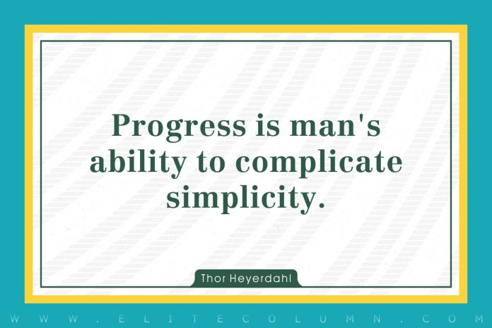 Simplicity Quotes (7)