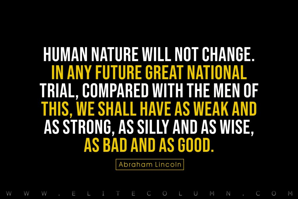 Abraham Lincoln Quotes (2)