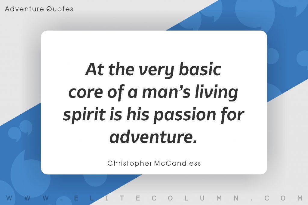 Adventure Quotes (10)