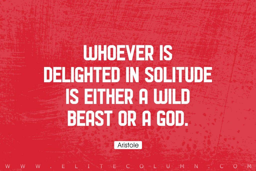 Aristole Quotes (10)