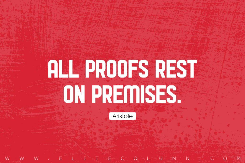 Aristole Quotes (4)
