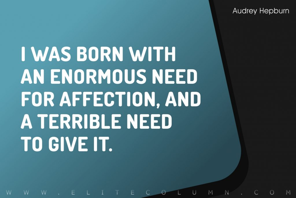 Audrey Hepburn Quotes (5)