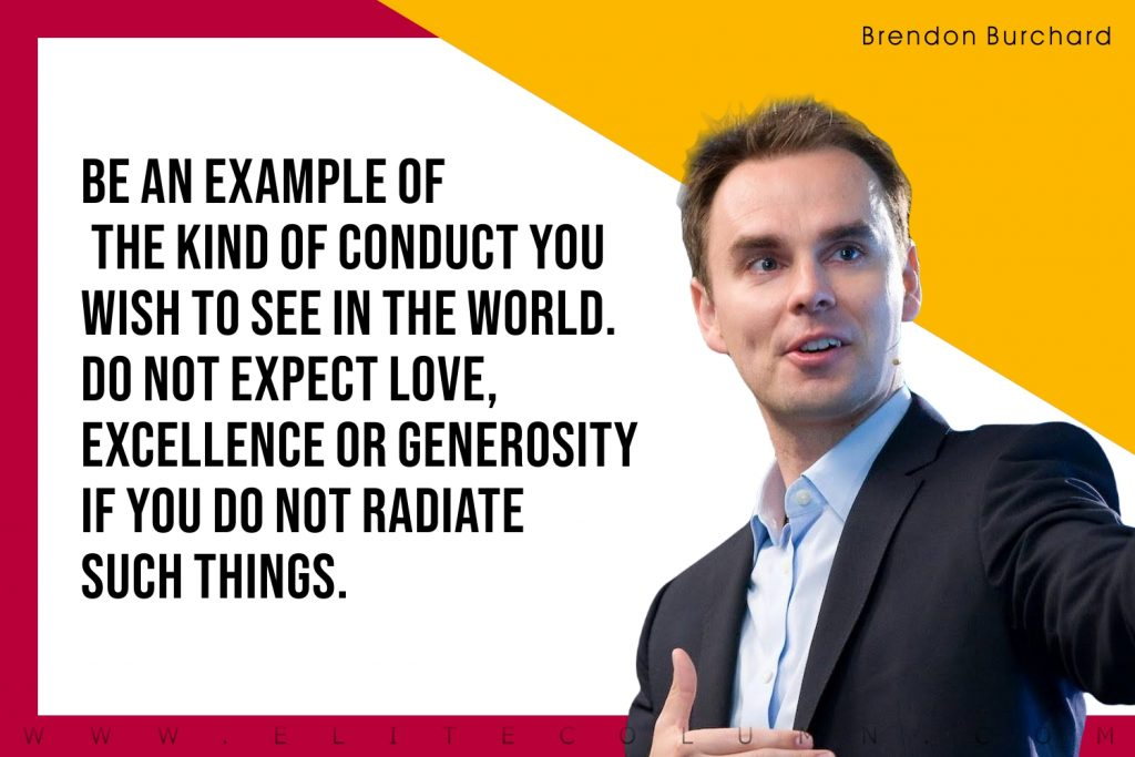 Brendon Burchard Quotes (10)