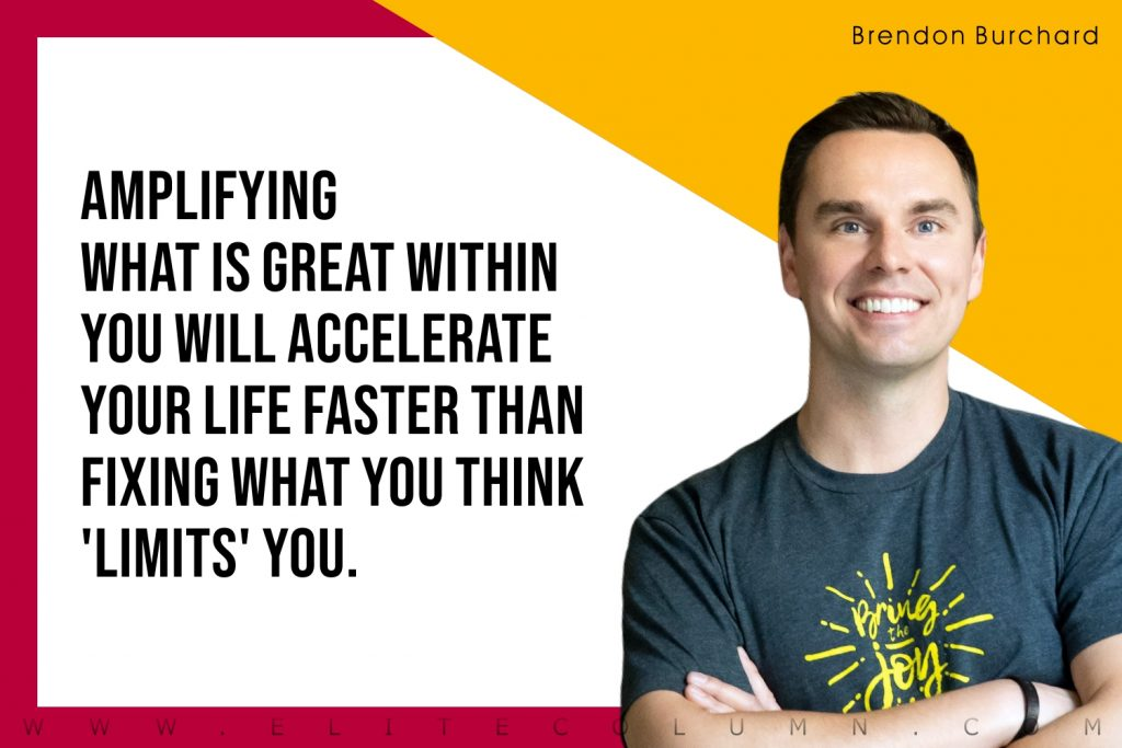 Brendon Burchard Quotes (3)