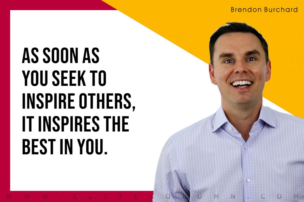 Brendon Burchard Quotes (6)