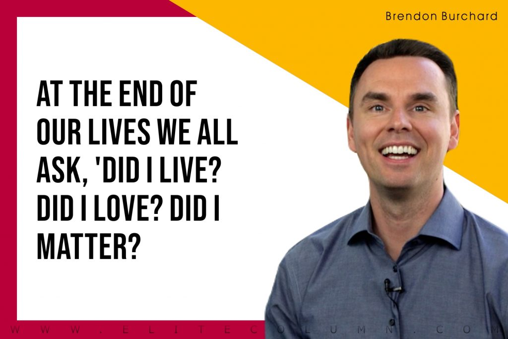 Brendon Burchard Quotes (8)