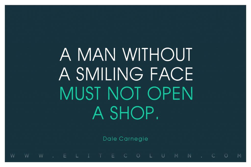 Dale Carnegie Quotes (3)