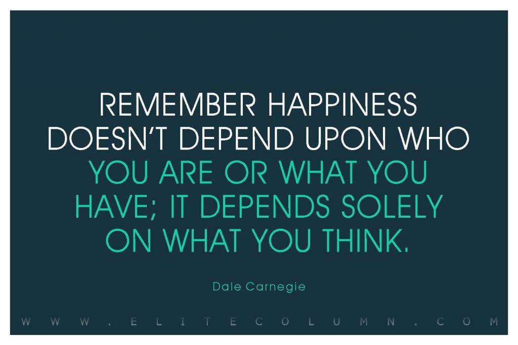 Dale Carnegie Quotes (6)