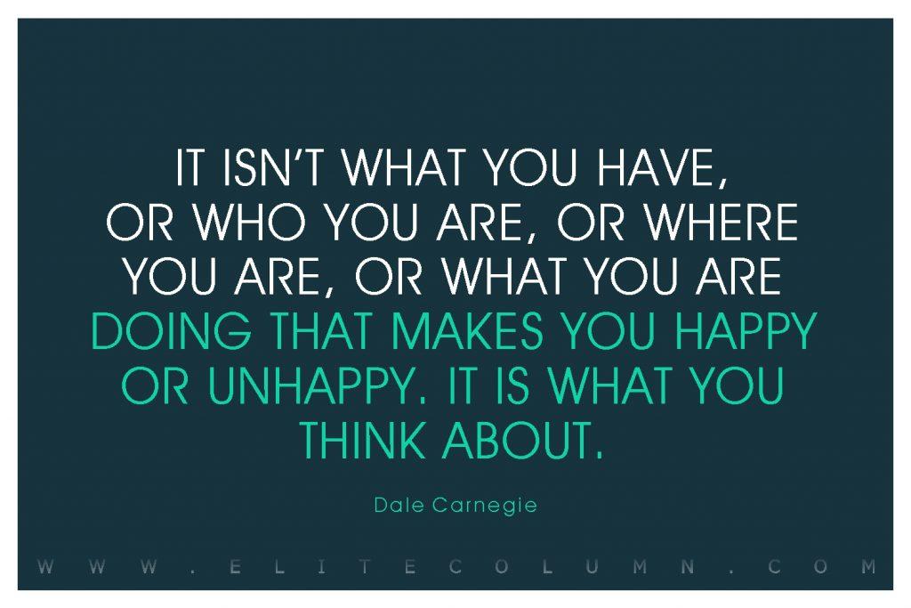 Dale Carnegie Quotes (8)