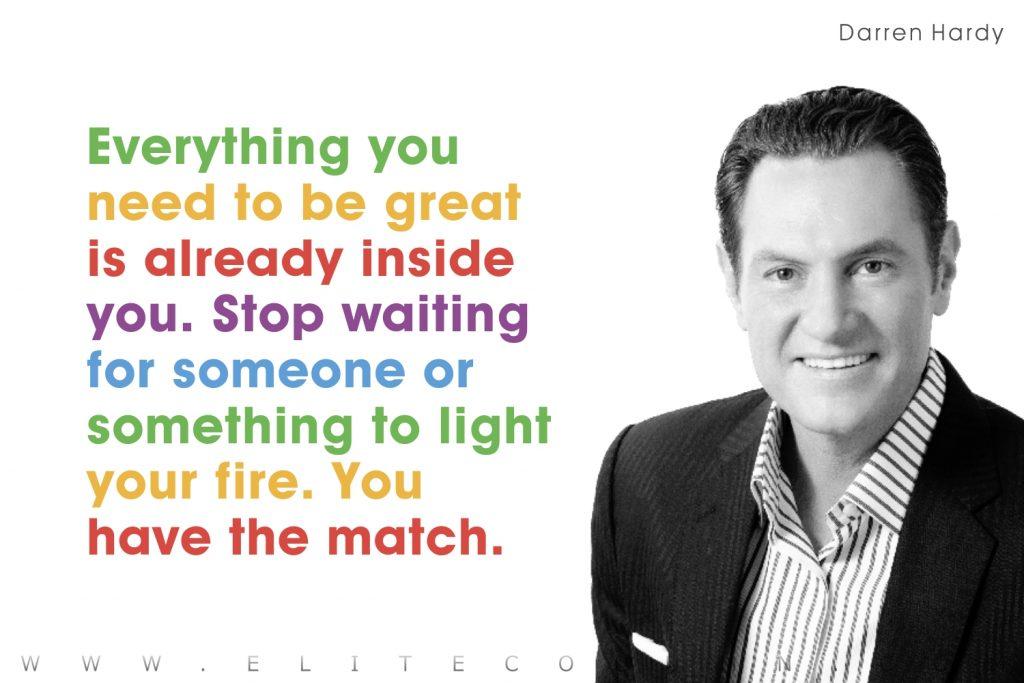 Darren Hardy Quotes (9)