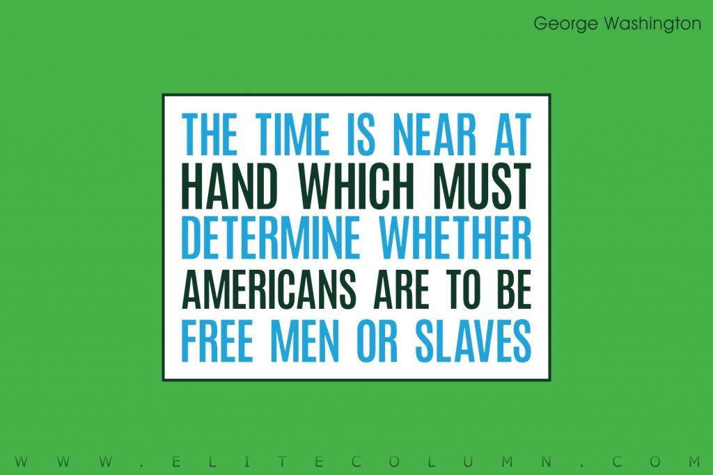 George Washington Quotes (4)