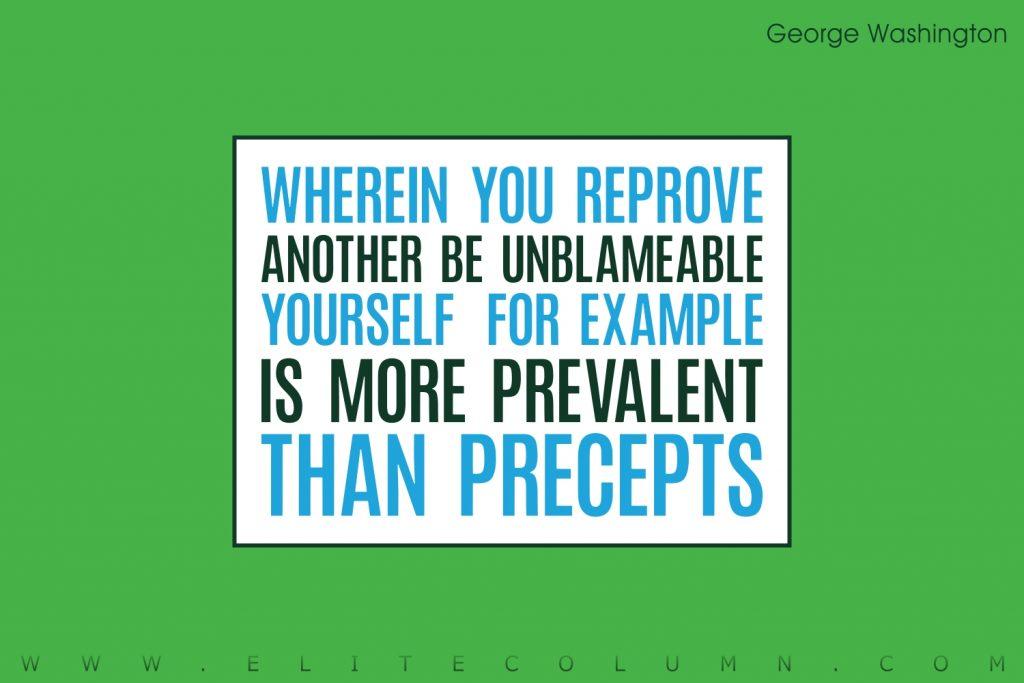 George Washington Quotes (5)