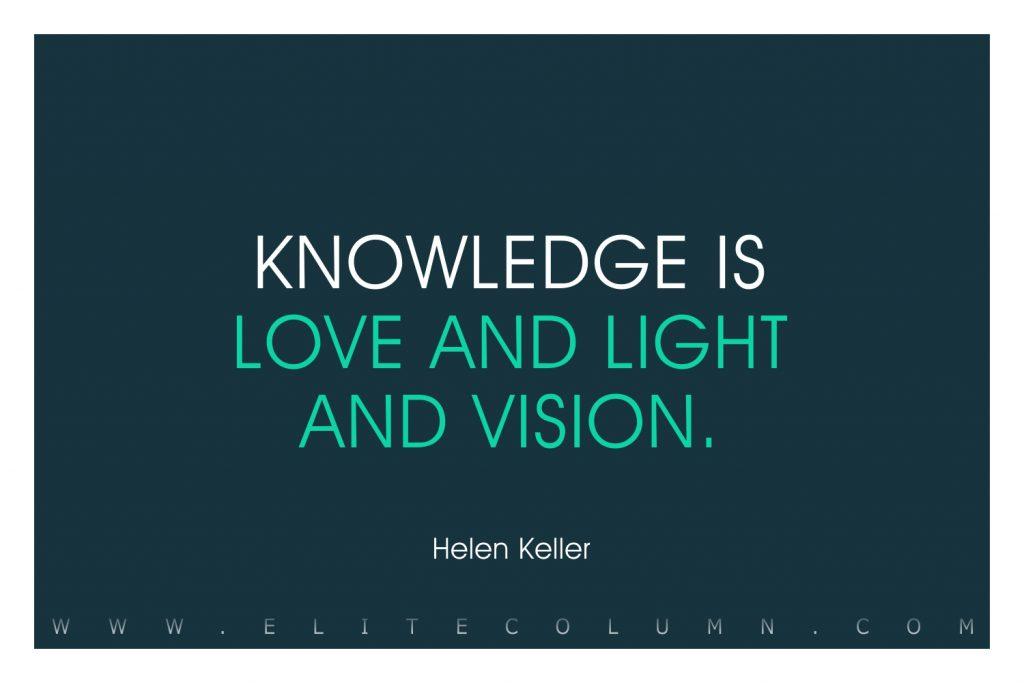 Hellen Keller Quotes (10)