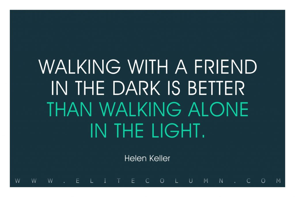 Hellen Keller Quotes (3)