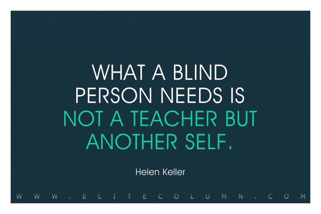 Hellen Keller Quotes (4)