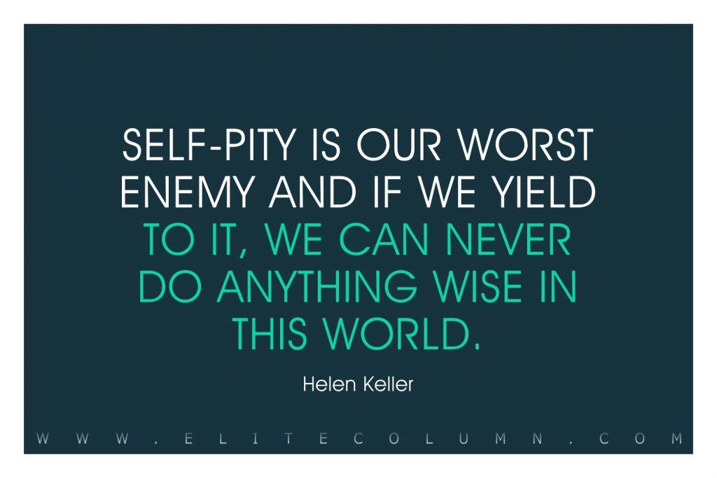 Hellen Keller Quotes (5)