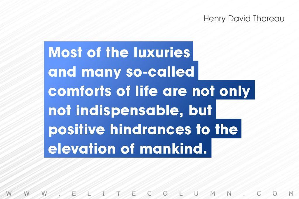 Henry David Thoreau Quotes (2)