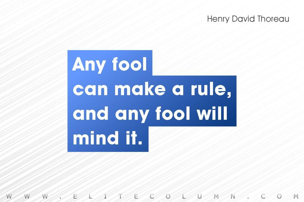 Henry David Thoreau Quotes (3)