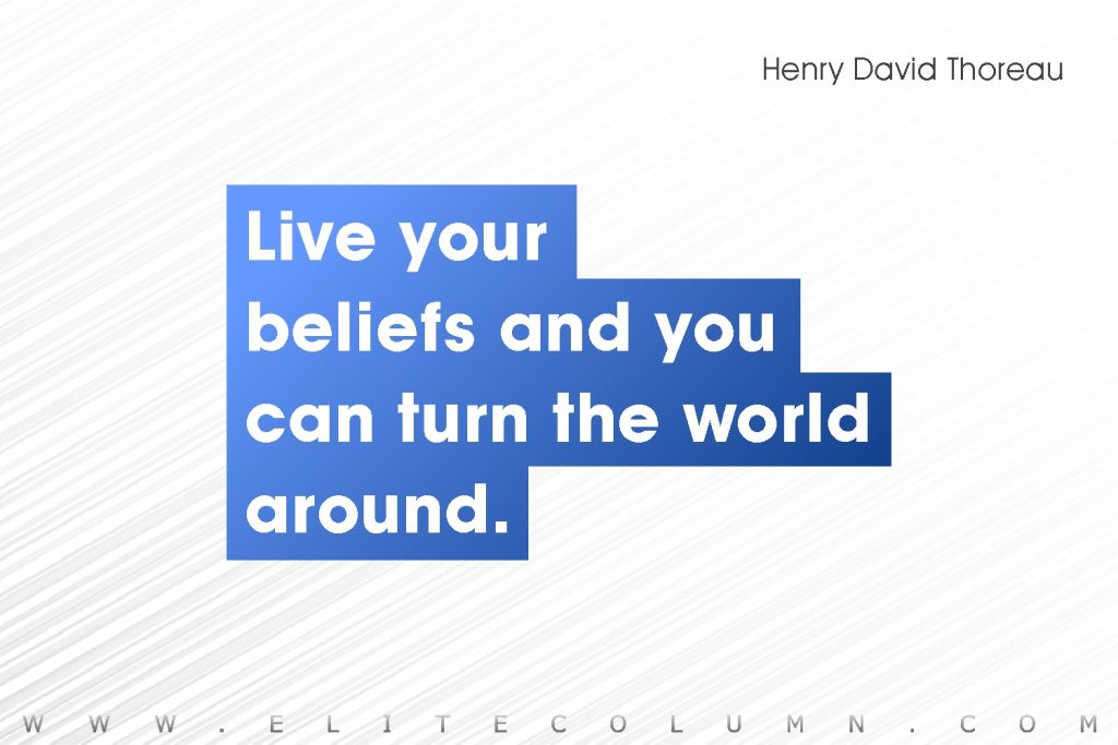 Henry David Thoreau Quotes (4)