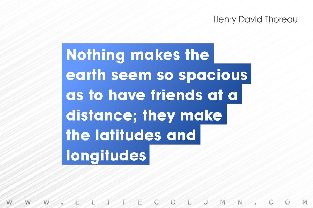 Henry David Thoreau Quotes (6)