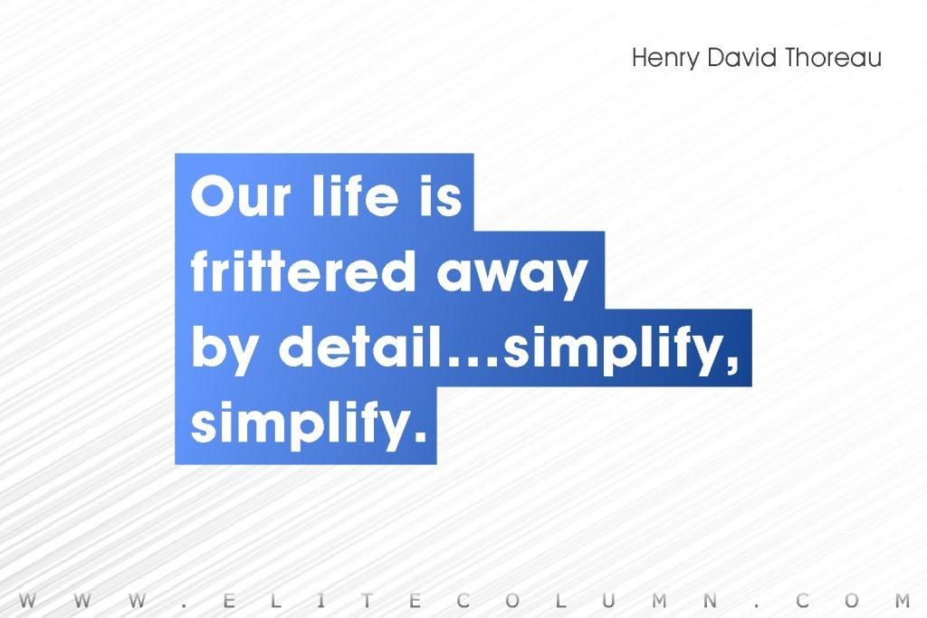 Henry David Thoreau Quotes (9)