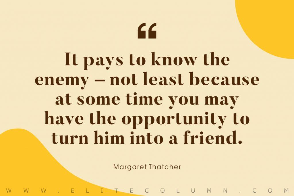 Margaret thatcher Quotes (4)