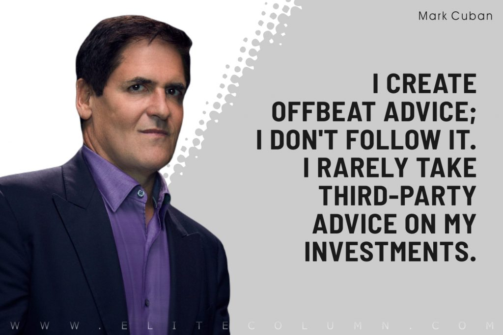 Mark Cuban Quotes (8)