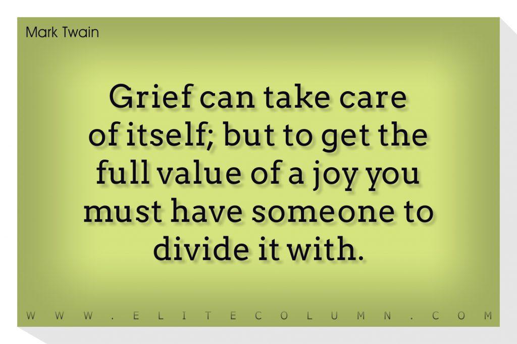 Mark Twain Quotes (10)