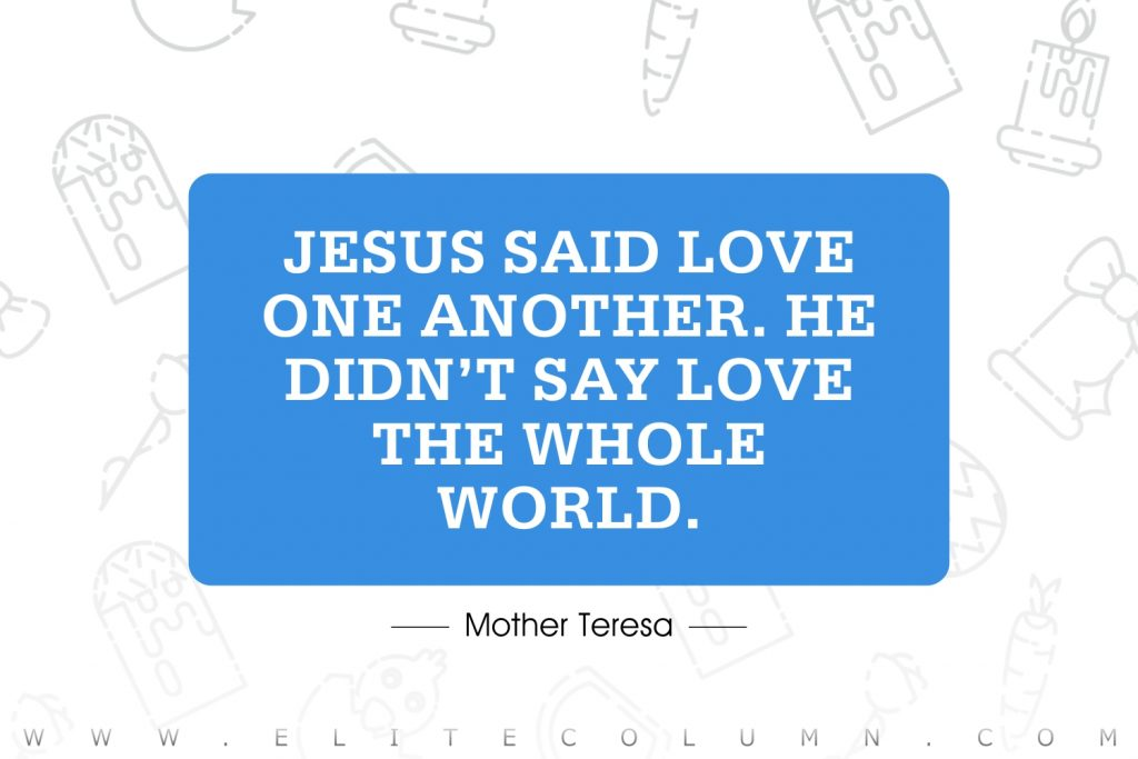 Mother Teresa Quotes (10)