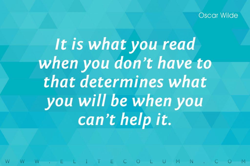 Oscar Wilde Quotes (7)