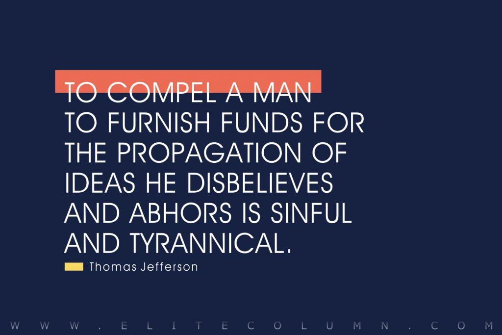 Thomas Jefferson Quotes (3)