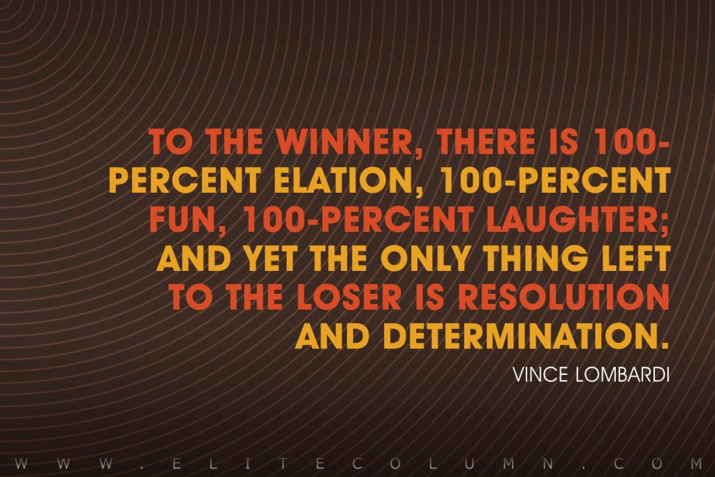 Vince Lombardi Quotes (7)