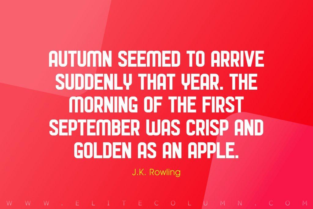 Autumn Quotes (7)