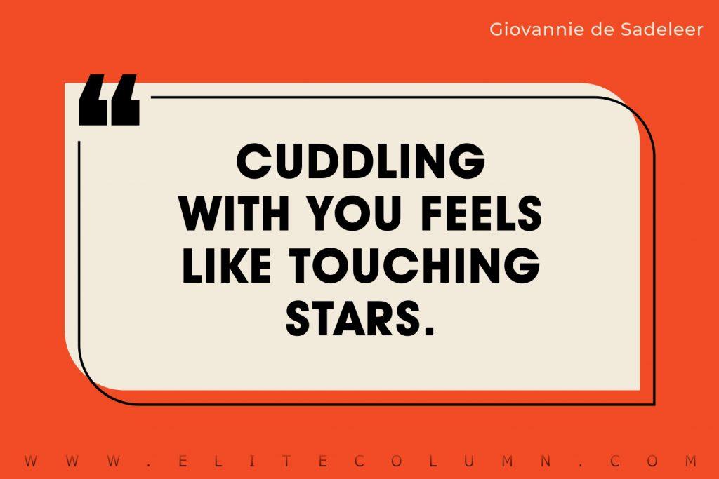 Cuddle Quotes (8)