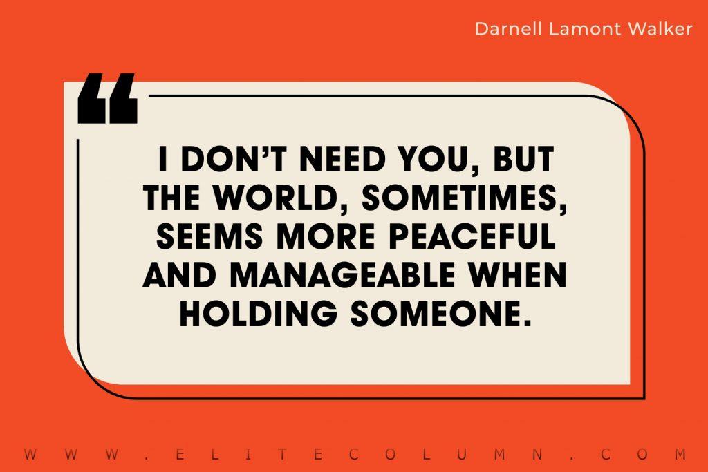 Cuddle Quotes (9)