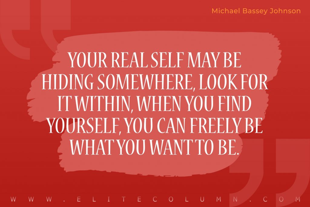 Finding Yourself Quotes (7)