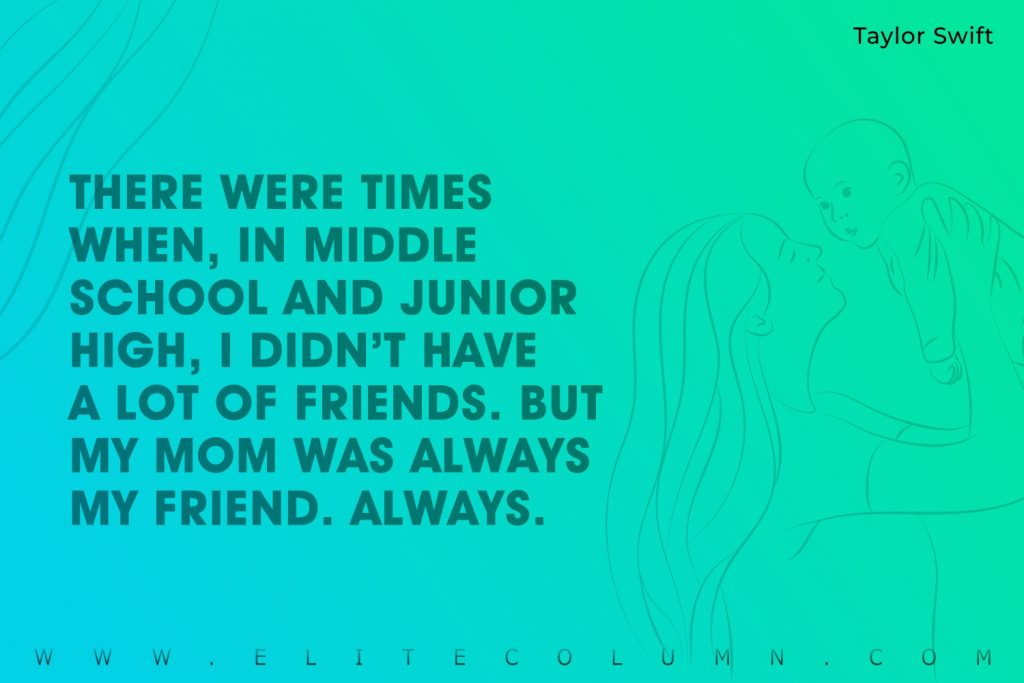Mother Quotes (7)