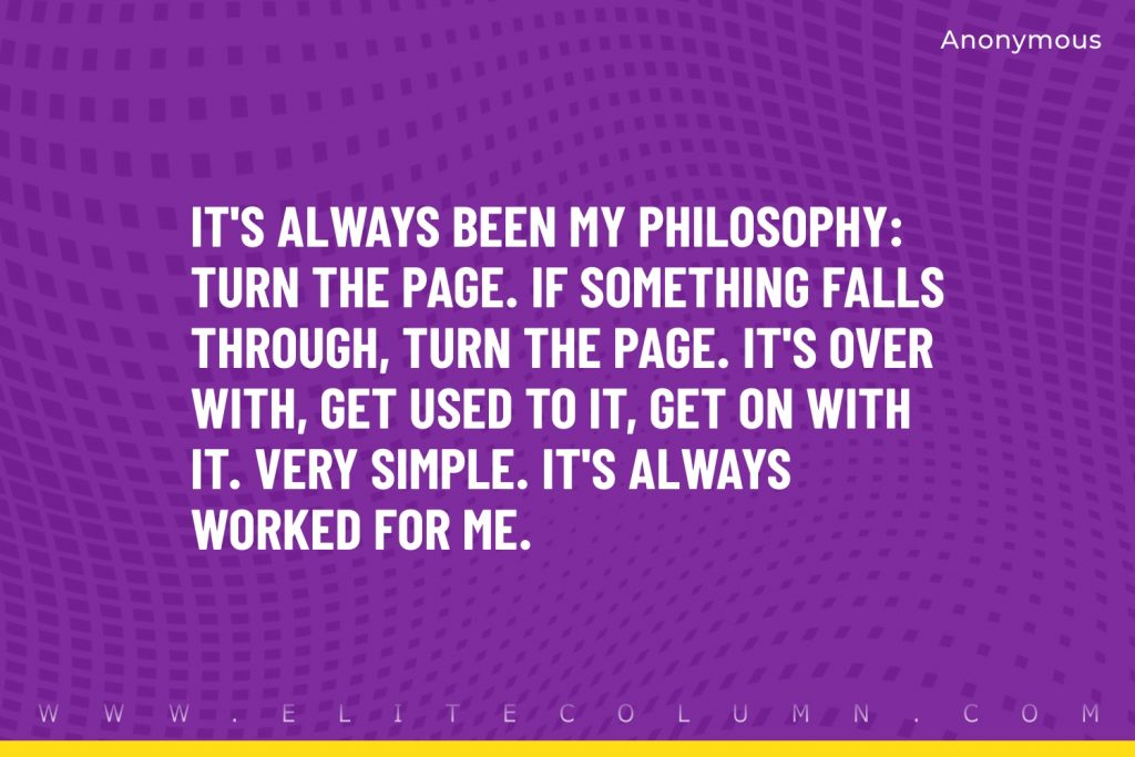 Moving Forward Quotes (7)