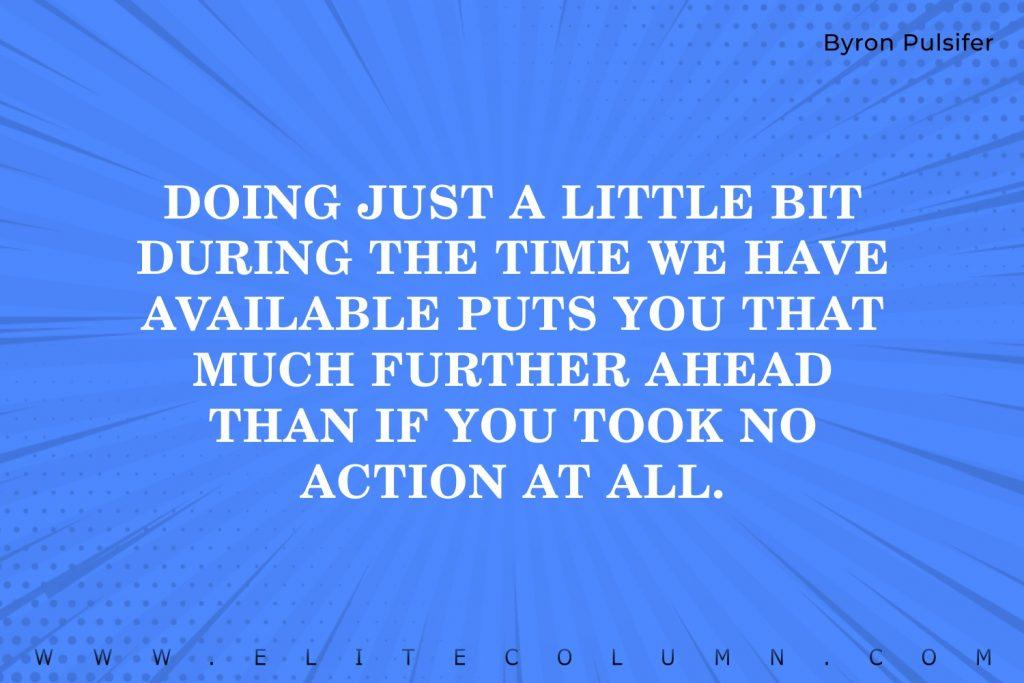Procrastination Quotes (10)