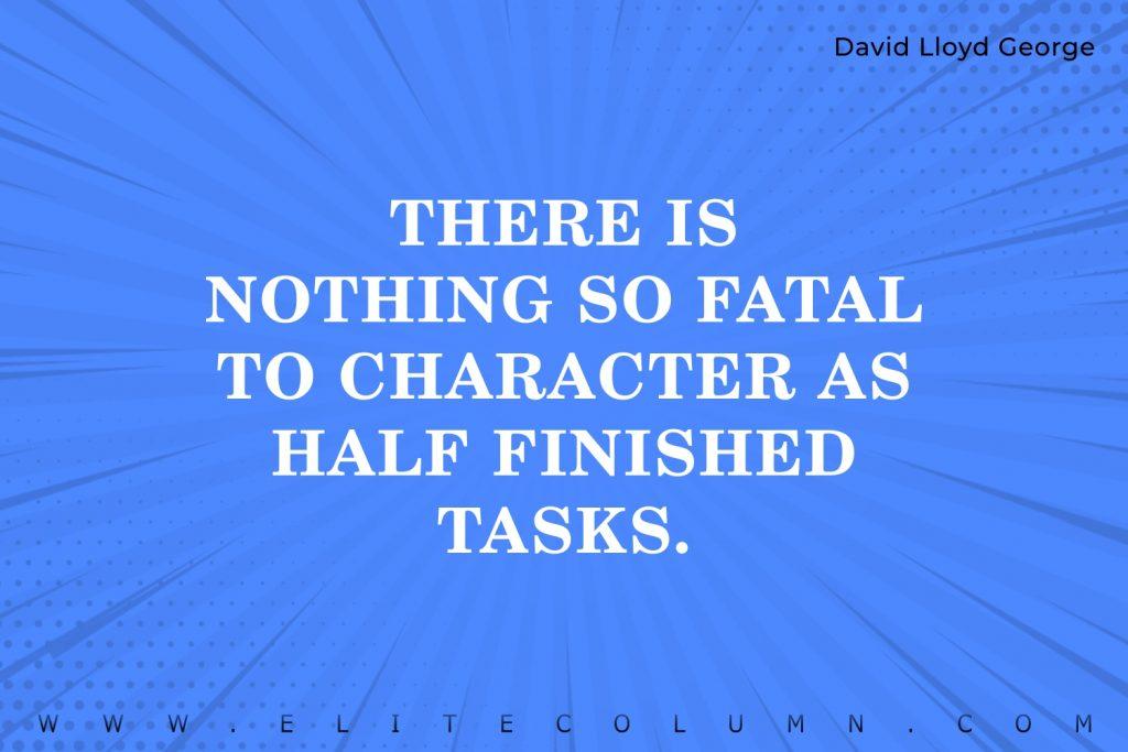 Procrastination Quotes (8)